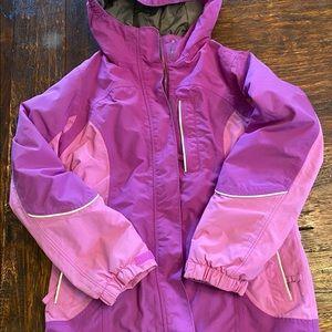 Girls Lands'End Squall Jacket